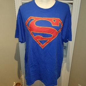 3/$15 Textured superman tee